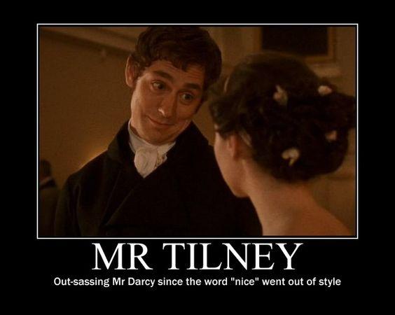 mr tilney